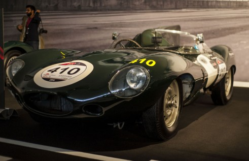 Jaguar Hertiage D-Type - carwitter