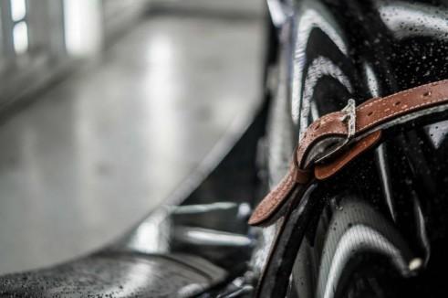 Morgan Plus 8 Speedster Review Bonnet Strap carwitter 491x326 - Morgan Plus 8 Speedster Review – Modern Classic - Morgan Plus 8 Speedster Review – Modern Classic