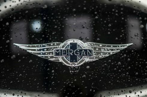 Morgan Plus 8 Speedster Review Morgan Badge Rain carwitter 491x326 - Morgan Plus 8 Speedster Review – Modern Classic - Morgan Plus 8 Speedster Review – Modern Classic