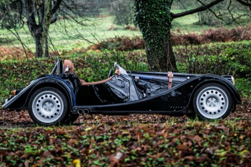 Morgan Plus 8 Speedster Review - Side - carwitter