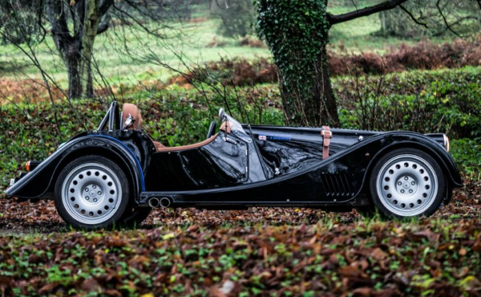 Morgan Plus 8 Speedster Review Side carwitter 700x432 - How to Transport Classic Cars the Proper Way - How to Transport Classic Cars the Proper Way