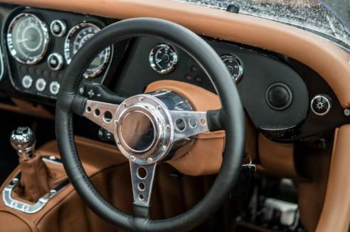 Morgan Plus 8 Speedster Review Steering Wheel carwitter 491x326 - Morgan Plus 8 Speedster Review – Modern Classic - Morgan Plus 8 Speedster Review – Modern Classic