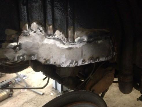 Peugeot 106 GTI Boot Rust - Carwitter - 002