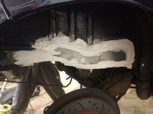 Peugeot 106 GTI Boot Rust - Carwitter - 003