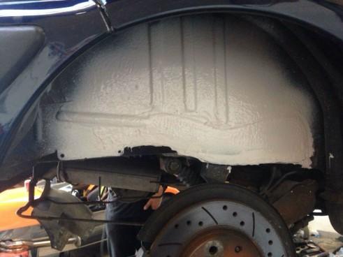 Peugeot 106 GTI Boot Rust - Carwitter - 005