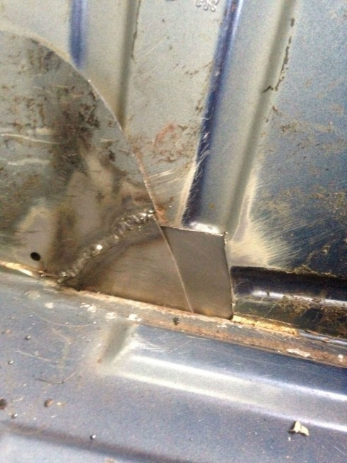 Peugeot 106 GTI Boot Rust - Carwitter - 006