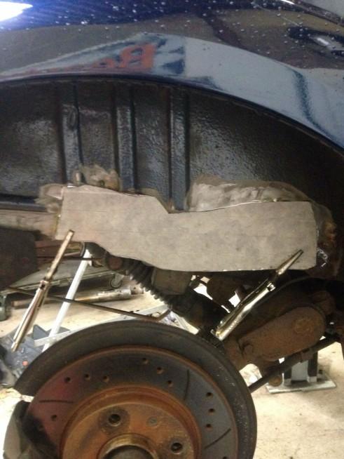 Peugeot 106 GTI Boot Rust - Carwitter - 007