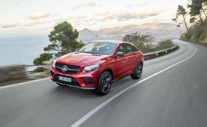 2015 Mercedes GLE Coupe carwitter 700x432 - Mercedes take on X6 with new GLE Coupé crossover - Mercedes take on X6 with new GLE Coupé crossover