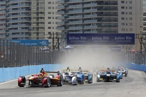 FIA Formula E - Punta del Este ePrix 2014 - 001