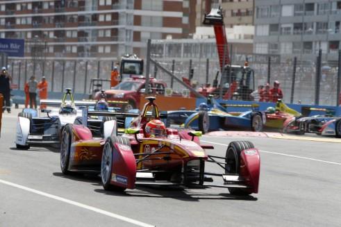 FIA Formula E - Punta del Este ePrix 2014 - 008
