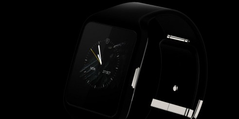 Scania Black Griffin Smart Watch Wearable - carwitter