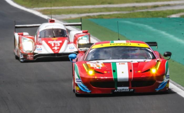 WEC Interlagos Ferrari carwitter 700x432 - Motorsport Calendar: November - Motorsport Calendar: November