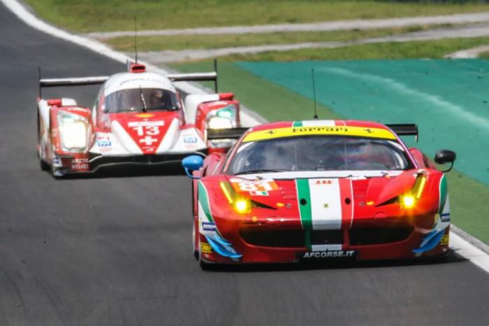 WEC Interlagos Ferrari - carwitter
