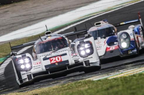 WEC Interlagos Porsche - carwitter