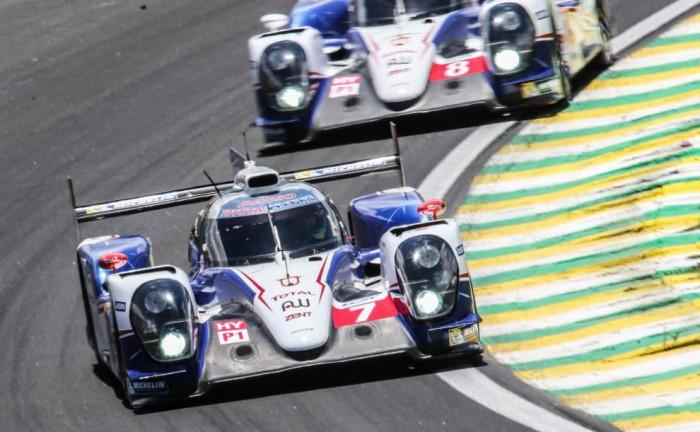 WEC Interlagos Toyota carwitter 700x432 - Motorsports Calendar: August - Motorsports Calendar: August