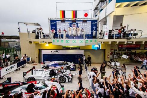 WEC Interlagos podium - carwitter
