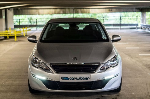 2015 Peugeot 308 1.2 THP - Front High - Carwitter