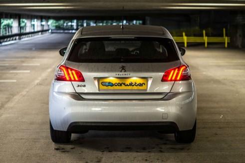 2015 Peugeot 308 1.2 THP - Rear High - Carwitter