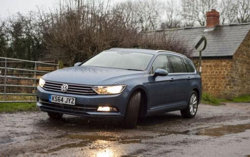 2015 Volkswagen Passat 3 - carwitter