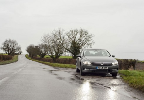 2015 Volkswagen Passat - carwitter