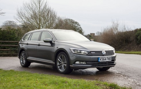 2015 Volkswagen Passat estate - carwitter