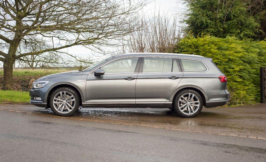 2015 Volkswagen Passat Review Refined Carwitter