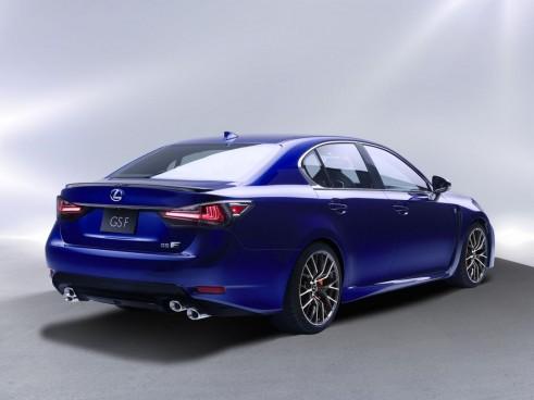 9706913041731450593 491x368 - Lexus GS-F Unveiled Ahead Of NAIAS - Lexus GS-F Unveiled Ahead Of NAIAS