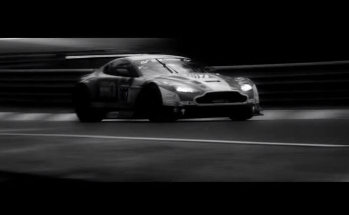 Aston Martin GT3 carwitter 700x432 - Aston teases new GT3 Vantage - Aston teases new GT3 Vantage