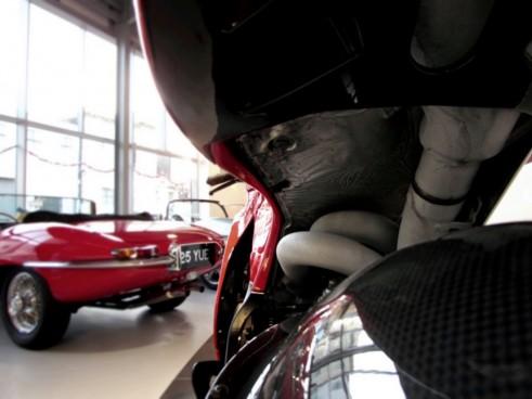 DucattiDesmoRRCarbonFibreJaguarETypeCarwitter1 491x368 - We Visit Joe Macari Performance Cars - We Visit Joe Macari Performance Cars