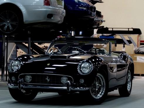 Ferrari250GTCaliforniaCarwitter1 491x368 - We Visit Joe Macari Performance Cars - We Visit Joe Macari Performance Cars