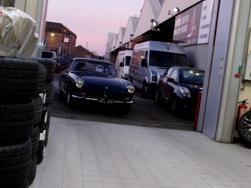 Ferrari330GTMacariCarwitter1 491x368 - We Visit Joe Macari Performance Cars - We Visit Joe Macari Performance Cars