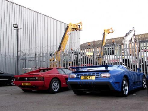 Ferrari512TestarossaBugattiEB110Carwitter1 491x368 - We Visit Joe Macari Performance Cars - We Visit Joe Macari Performance Cars