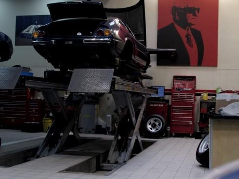 FerrariDaytona365GTBEnzoFerrariCarwitter1 491x368 - We Visit Joe Macari Performance Cars - We Visit Joe Macari Performance Cars