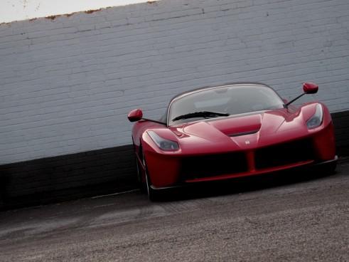 FerrariLaFerrariJoeMacariCarwitter1 491x368 - We Visit Joe Macari Performance Cars - We Visit Joe Macari Performance Cars