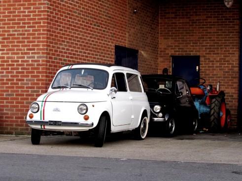 Fiat500FerrariJoeMacariCarwitter1 491x368 - We Visit Joe Macari Performance Cars - We Visit Joe Macari Performance Cars
