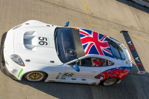 Jaguar XKRS GT3 - Carwitter - 18