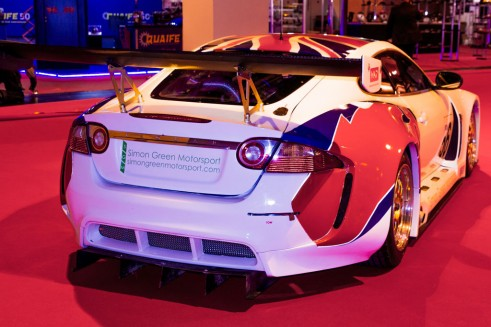 Jaguar XKRS GT3 - Carwitter - 4