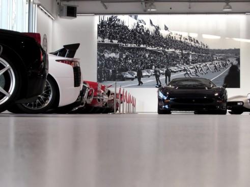 JaguarXJ220Ferrari458LexusLFAShelbyCobraCorvetteC1Carwitter1 491x368 - We Visit Joe Macari Performance Cars - We Visit Joe Macari Performance Cars
