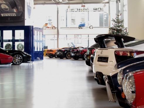 LFAFFHuayraCobra458HuracanMacariCarwitter1 491x368 - We Visit Joe Macari Performance Cars - We Visit Joe Macari Performance Cars