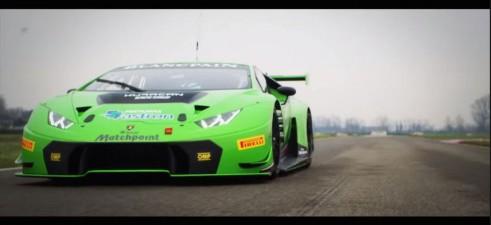 Lamborghini Huracan GT3 - Carwitter