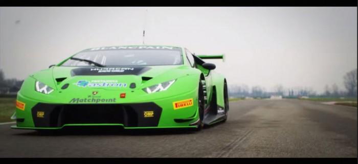 Lamborghini Huracan GT3 Carwitter 700x321 - Lamborghini unveils Huracan GT3 challenger - Lamborghini unveils Huracan GT3 challenger
