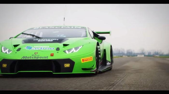 Lamborghini Huracan GT3 Carwitter 700x393 - Lamborghini unveils Huracan GT3 challenger - Lamborghini unveils Huracan GT3 challenger