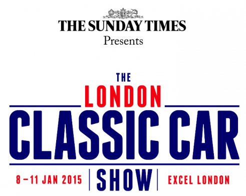London Classic Car Show 2014 - carwitter