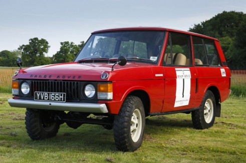 London Classic Car Show 2014 range - carwitter
