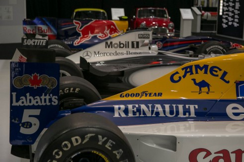 London Classic Car Show Newey 2 - carwitter