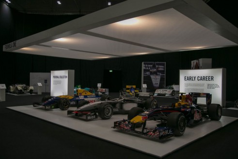 London Classic Car Show Newey - carwitter