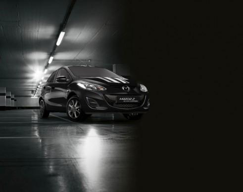 Mazda 2 Black Edition - carwitter