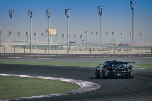 McLaren P1 GTR rear - carwitter