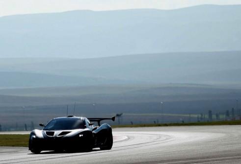 McLaren P1 GTR testing 3 carwitter 491x335 - McLaren P1 GTR to debut in Geneva - McLaren P1 GTR to debut in Geneva