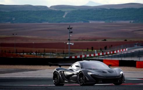 McLaren P1 GTR testing 5 - carwitter
